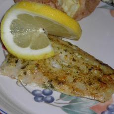Mustard Broil Mackerel