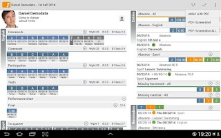 Screenshot of TAPUCATE - Teacher App