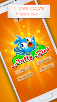 Screenshot of Fluffy Bird: Flap Your Wings