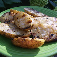 Nif's Great Grilled Potatoes