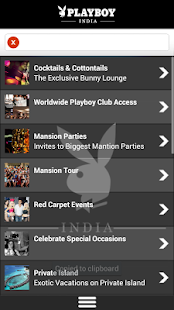 playboy games for android