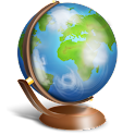 Around the World: Facts & Maps icon