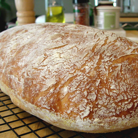 No-Knead Ciabatta - Bread You Can Believe In