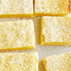 Lemon-Lime Macaroon Bars