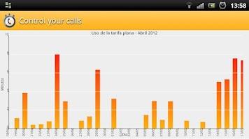 Screenshot of Control Your Calls