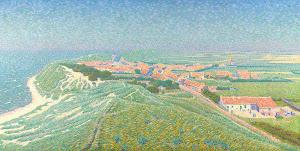 RIJKS: Ferdinand Hart Nibbrig: painting 1912