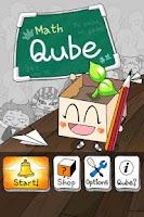 Screenshot of Qube - Math