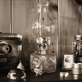 Old Things by Shelby Taylor - Artistic Objects Still Life