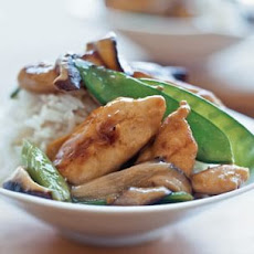 Ginger Chicken & Vegetables
