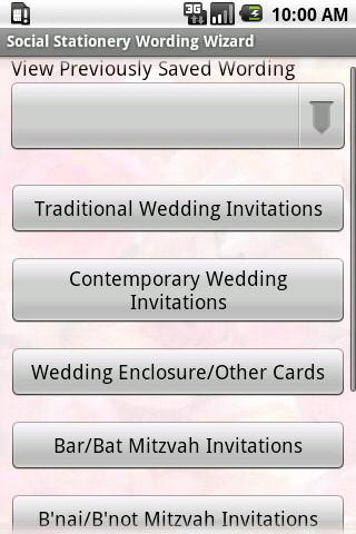 【免費生活App】Social Stationery Wording-APP點子