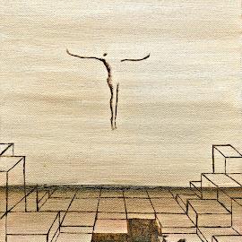 renacimiento by Mauricio Silerio - Painting All Painting ( canvas, reborn, renacimiento, oleo, oil )