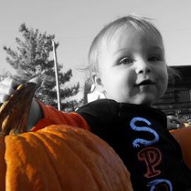 first fall by Kenny Stocker - Babies & Children Babies