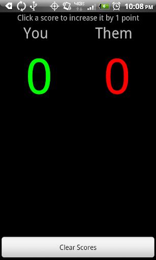 Game Scorer