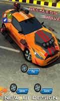 Screenshot of Reckless Race