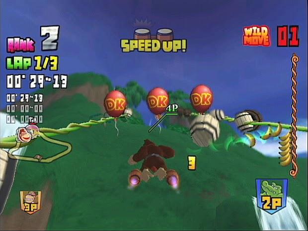 DK Bongo Blast