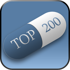 Cover art Top 200 Drugs Quiz & Card