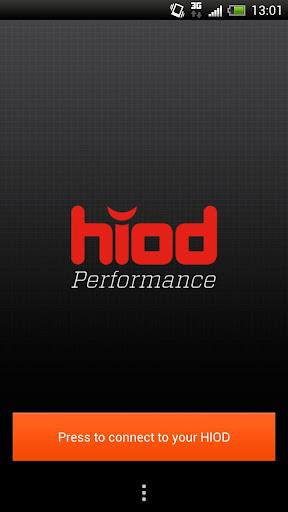 HIOD Performance