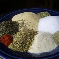 Savory Italian Seasoning Salt