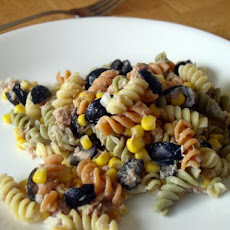 Moroccan Pasta Salad With Tuna