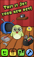 Screenshot of Joy - Virtual Pet Game
