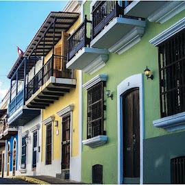 Old San Juan by Raquel Gonzalez - Buildings & Architecture Other Exteriors ( old san juan, san juan, pr )