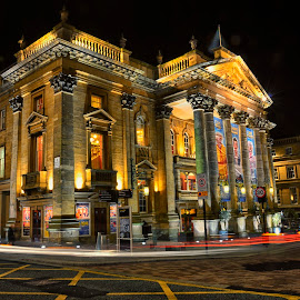 The Theatre Royal by Phil Robson - Buildings & Architecture Other Exteriors ( uk, theatre, north east, newcastle, theatre royal,  )