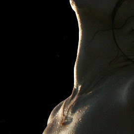 after the shower by Mike O'Connor - Nudes & Boudoir Artistic Nude ( naked, breasts, shower, wet, nudes,  )