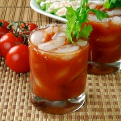 Horseradish Vodka Bloody Mary Recipes — Dishmaps