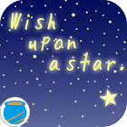 Wish upon a star.[Live Wallpap icon