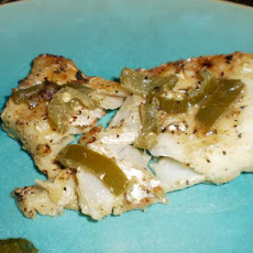 Bahamian Grilled Fish