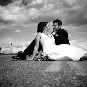 Road to a New Life by Tine Butler - Wedding Other ( tine butler photography, manitoba wedding photographer )