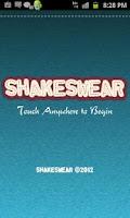 Screenshot of Shakespeare swear