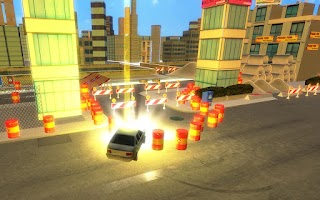 Screenshot of Demolition Inc. THD