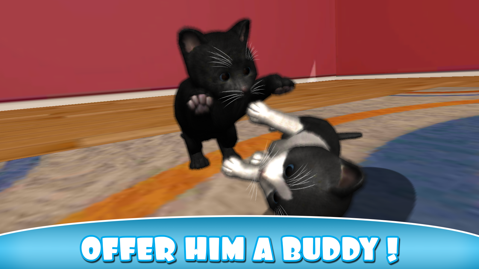 Daily Kitten : virtual cat pet Screenshot 16