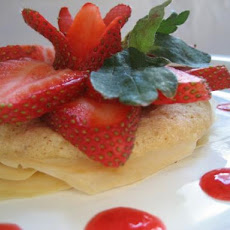 Tartes Aux Fraises (Strawberry Tarts - France)