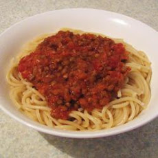 Bolognese on a Budget