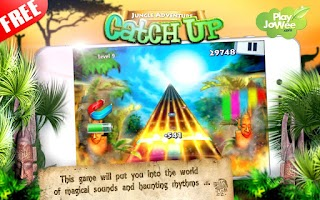 Screenshot of CatchUp - Guitar Star HD free