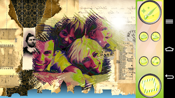 Screenshot of Collage Photo Frame