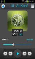 Screenshot of Holy Quran - Ali Jaber