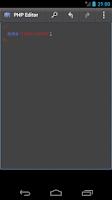 Screenshot of JavaScript Editor