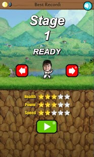 Ricardinho Ninja - screenshot