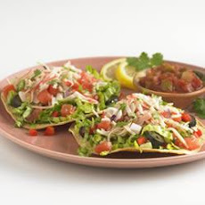 Spicy Crabmeat Tostadas