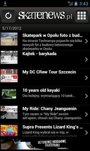 Skatenews.pl – Skateboard news