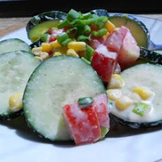 Wally's Cucumber Salad