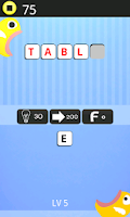 Screenshot of findy word 1000+
