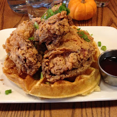 Gluten Free Chicken and Waffles!