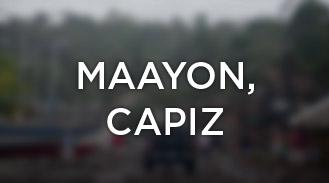 Maayon, Capiz