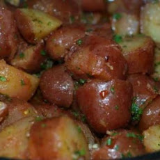 Canary Islands Spicy Potatoes