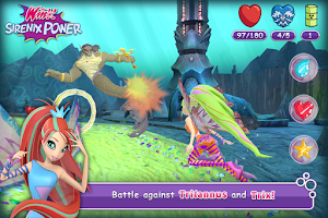 Screenshot of Winx Sirenix Power