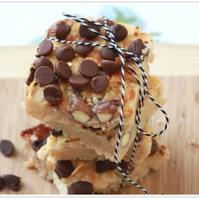 Coconut-Almond Bars